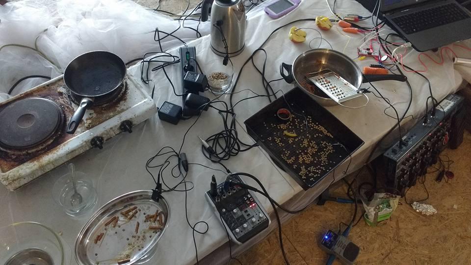 KOLACJA UMARCINA/ DINNER AT MARCIN's