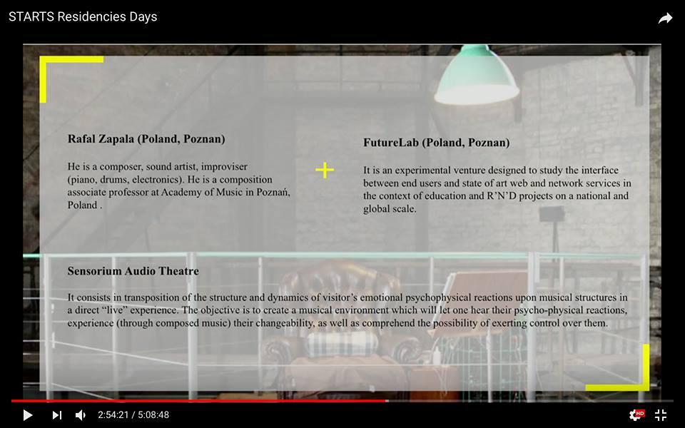 SENSORIUM Audio Theatre + PCSS