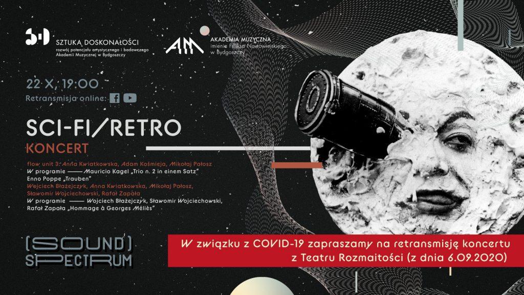 Koncert Sci-Fi/retro